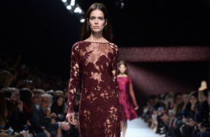 Nina Ricci : Runway - Paris Fashion Week Womenswear Fall/Winter 2014-2015