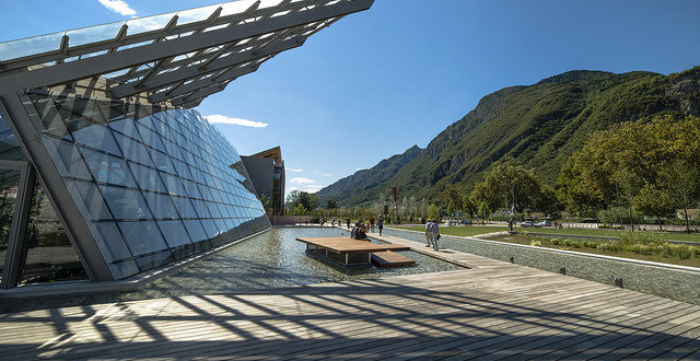 MUSE, Trento - Author: Marco (+Mongol, Flickr) - licenza: CC by 2.0