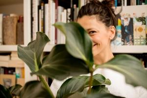 Anna Quinz, editor of Franzmagazine