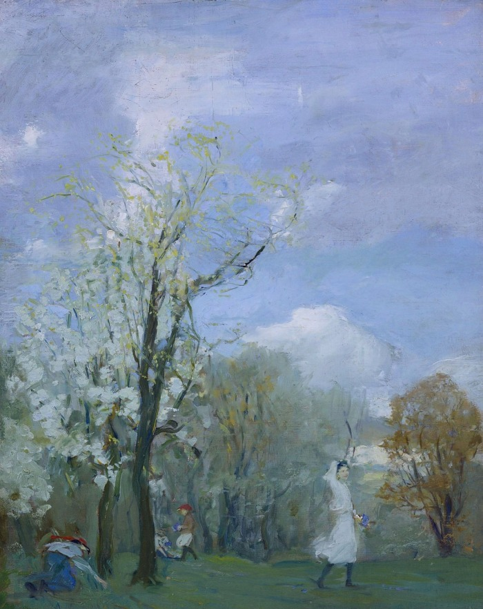 Martha Walter - Spring Day