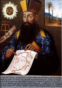 Martino Martini Trento, 20 settembre 1614 – Hangzhou, 6 giugno 1661