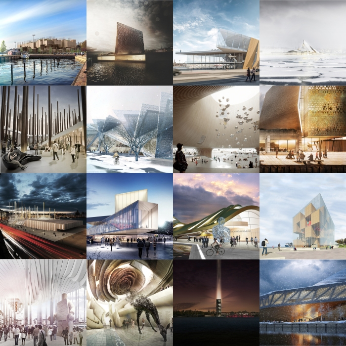 "32 ""Discarded"" Guggenheim Proposals You Should Know About"
