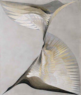 Erika Giovanna Klien, Tauchender Vogel, 1939