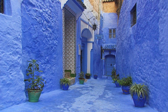 Chefchaouen, Northwest Morocco